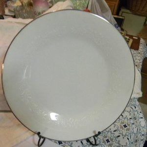 Noritake Retired Dinner Plate